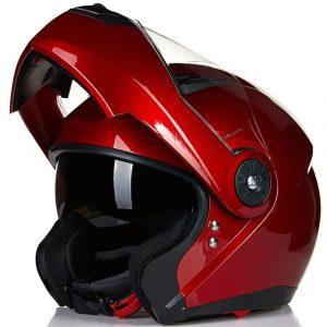 ILM 8 Colors Bluetooth Motorcycle Helmet