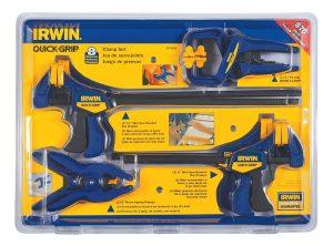 IRWIN Tools 4935502 QUICK-GRIP Clamp Set