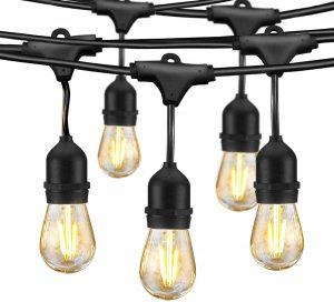 LECLSTAR S LED Outdoor String Lights
