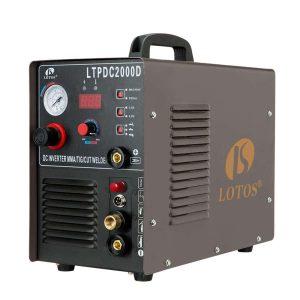Lotos LTPDC2000D Cutter/Tig/Stick Welder
