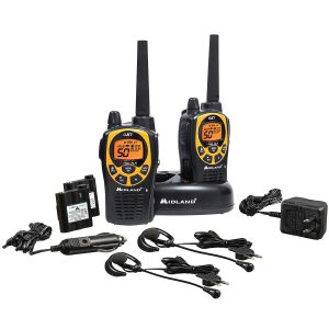 Midland 50 Channel Two-Way Radio, 142 Privacy Codes