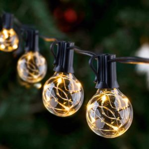 Novtech Waterproof LED Outdoor String Lights