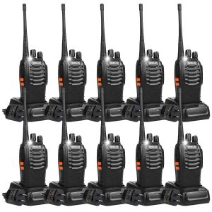 Retevis H-777 USB Rechargeable Walkie Talkies