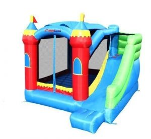 Royal Palace Inflatable Bounce House