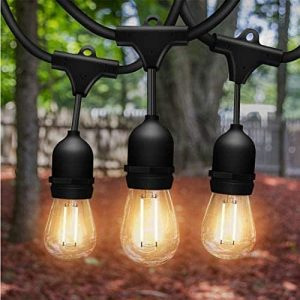 Solatec LED Shatterproof Waterproof String Lights