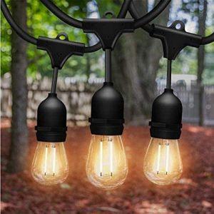 Solatec LED Shatterproof Waterproof String Lights