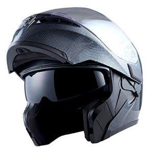 Storm Motorcycle Modular Full Face Helmet