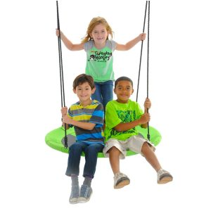 Swinging Monkey Products Giant Saucer Nest Tree Swing