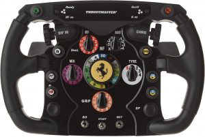 Thrustmaster Ferrari F1 Wheel for Xbox One/PC/ PS3/PS4