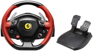 Thrustmaster Ferrari Racing Wheel Box for Xbox One