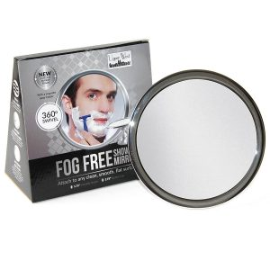 Upper West Collection No Fog Shower Mirror1