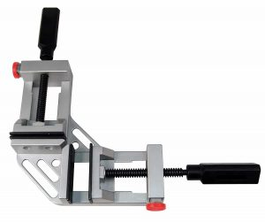 wolfcraft 3415405 Right Angle Quick-Jaw 90 Degree Corner Clamp