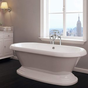60-inch Freestanding Tub