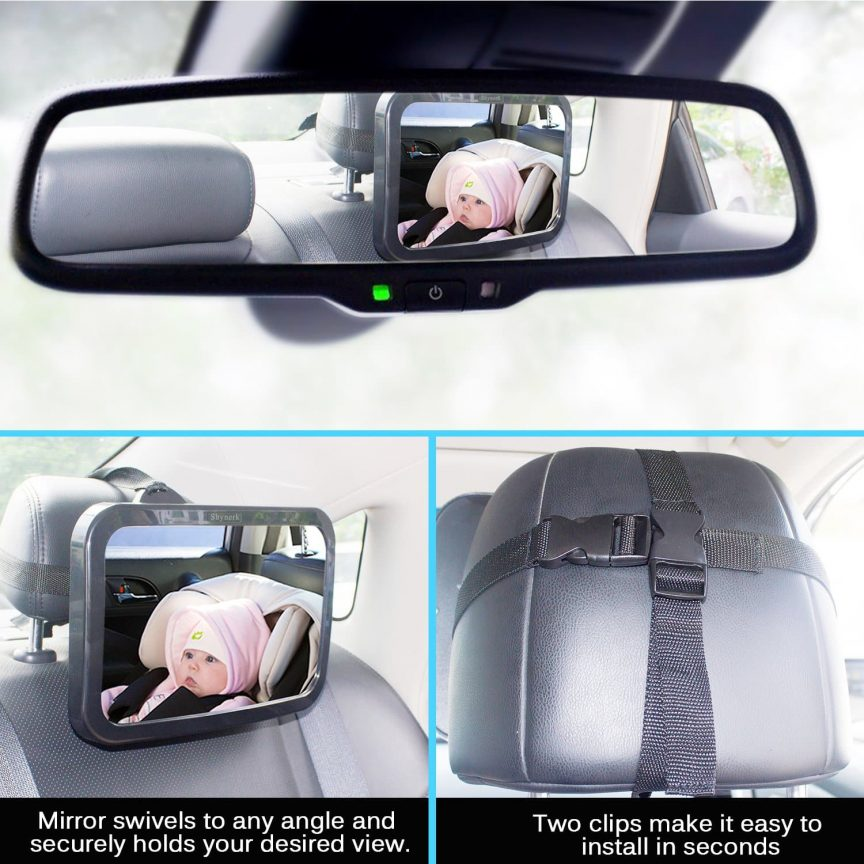 Baby Car Mirrors