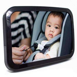 Baby & Mom Backseat Baby Mirror