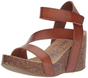 Blowfish Malibu Hapuku Wedge Sandals