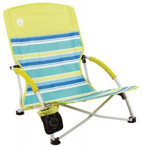 Coleman Utopia Breeze Beach Sling Chair