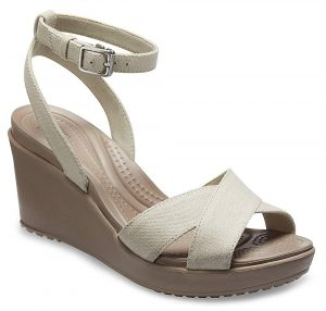 Crocs Women's Leigh II Wedge