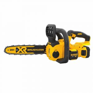 DEWALT 20V Compact Cordless Chainsaw Kit