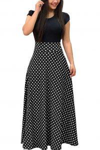 Demetory Women's Boho Summer Dress