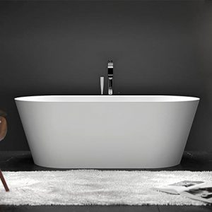 "Dowell 077 60"" Luxury FREE STANDING Bathtub"