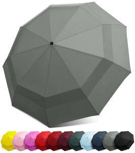 EEZ-Y Windproof Compact Travel Umbrella