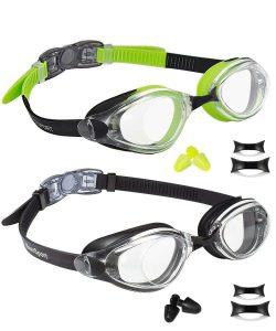 EverSport 2-Pack Swim Goggles
