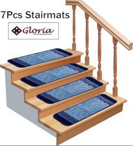Gloria Rug Non-Slip Stair Treads