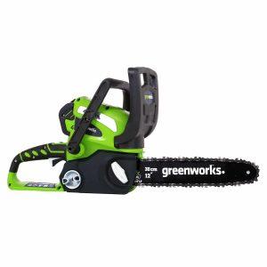Greenworks 10-Inch 24V Cordless Chainsaw
