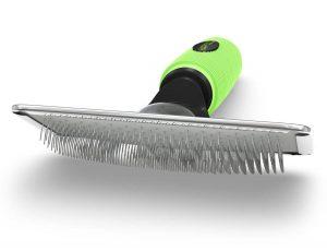HappyDogz Pro Slicker Brush - for Long & Short Haired Pets