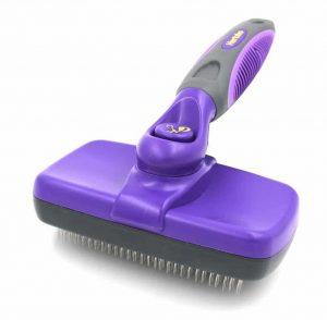 Hertzko Slicker Brush - Self Cleaning
