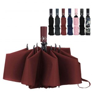 LANBRELLA Umbrella Windproof Travel Umbrella