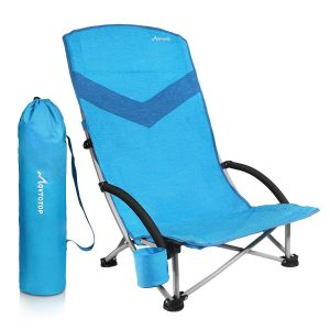 MOVTOTOP Folding Beach Chair