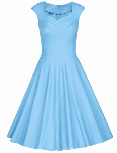MUXXN Women's Retro Vintage Dress