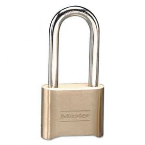 "Master Lock - Brass, 2"" Resettable Combination Padlock"