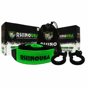 Rhino USA Combo Tow Strap