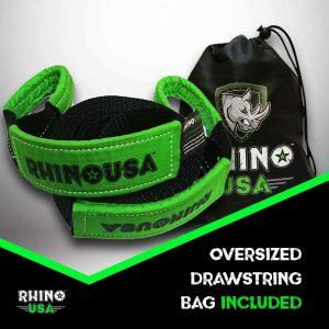 Rhino USA Recovery Tow Strap