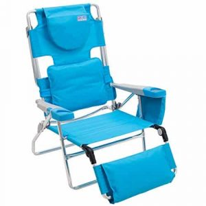 Rio Beach Face High Seat Beach Chair