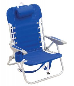 Rio Beach Lace-Up Suspension Beach Chair
