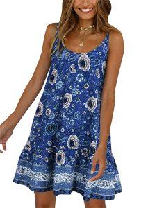 SHIBEVER Women's Summer Sexy Dress