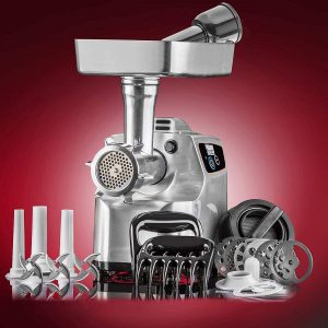 STX International Magnum 1800W Electric Meat Grinder
