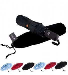 SY COMPACT Windproof Travel Umbrella