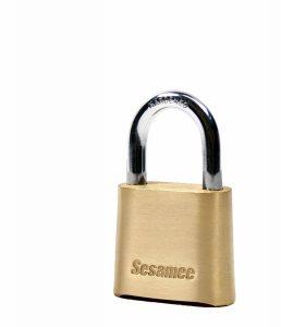Sesamee Four Dial Combination Lock