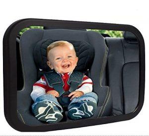 Shynerk Baby-0011 Baby Mirror for Car