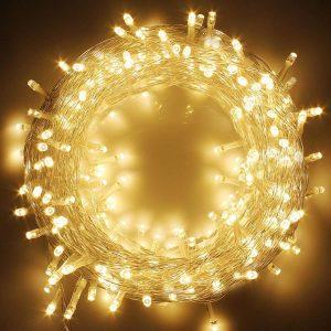 Twinkle Star 200 LED 66FT Indoor String Lights