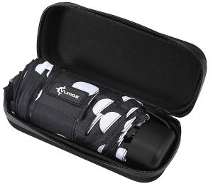Vumos Travel Umbrella with Case