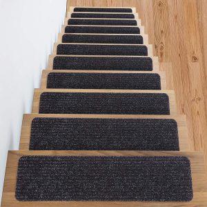 Whistler Non-Slip Carpet Stair Treads