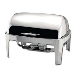 Winware Madison 8qt Chafer, Heavyweight