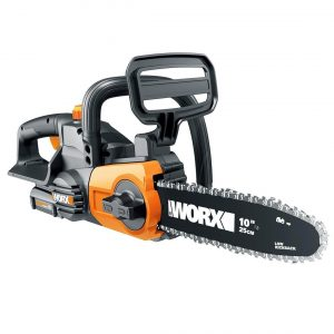Worx Cordless Chainsaw with Auto-Tension