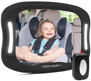 Yogo Baby - Baby Car Mirror